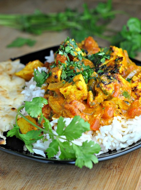 Chicken Tikka Masala 1