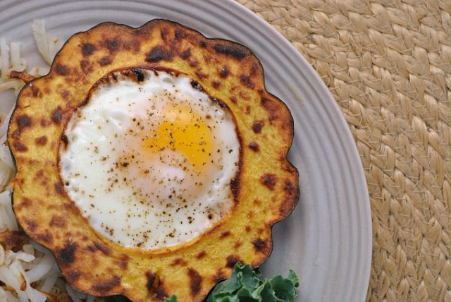 Egg in Squash Hole 2