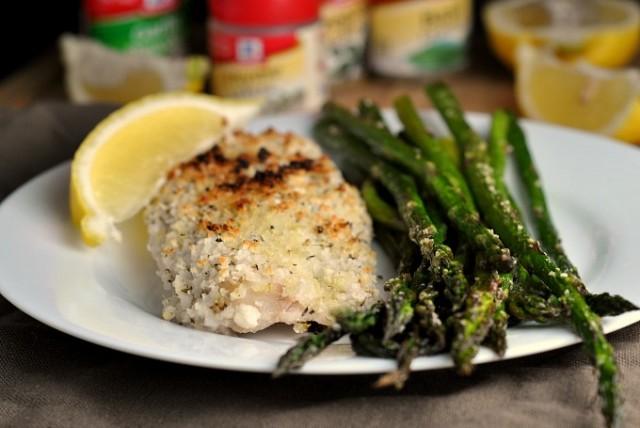 Lemon-Herb Baked Whitefish 4
