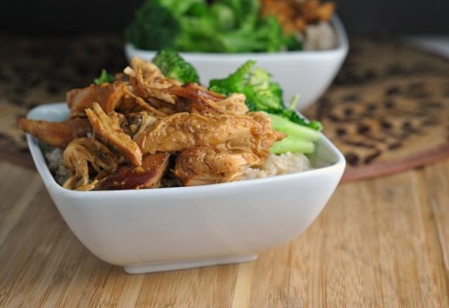 Slow Cooker Teriyaki Chicken 3