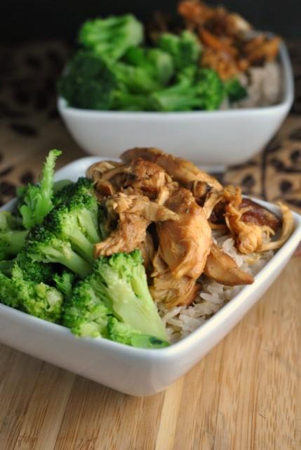 Slow Cooker Teriyaki Chicken 4