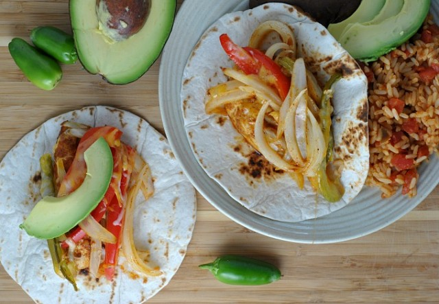 Chicken Fajita Bake 2