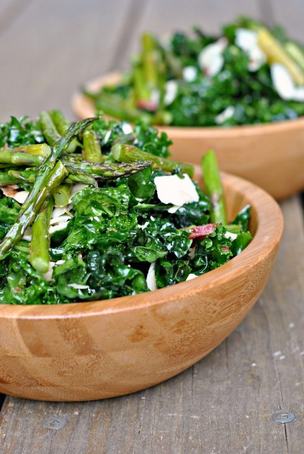 Massaged Kale Salad 1