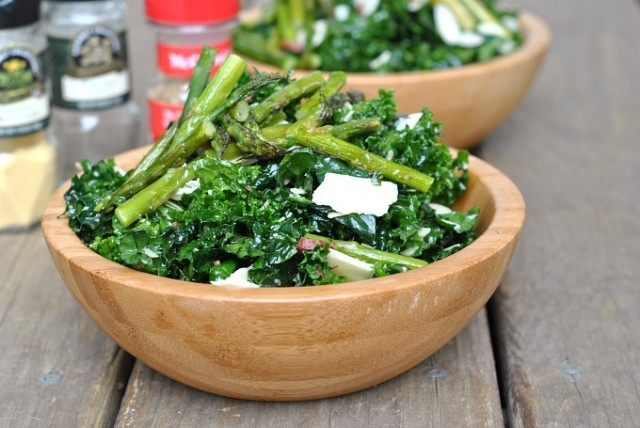 Massaged Kale Salad 2