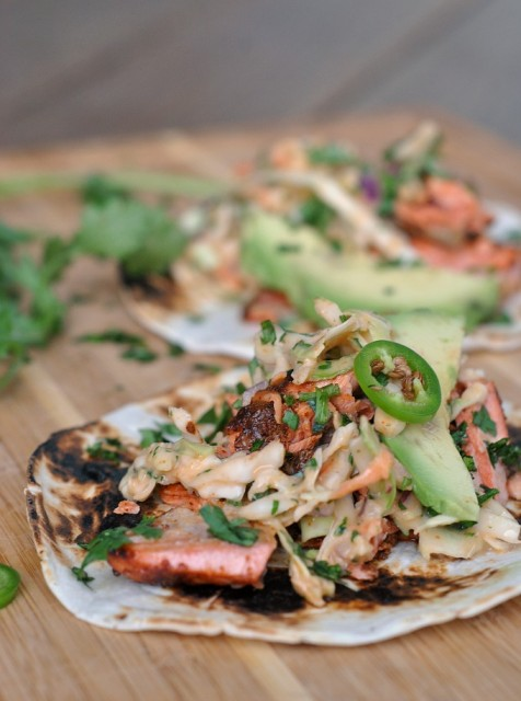 Salmon Tacos 4