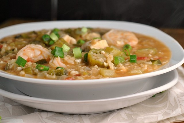 Shrimp and Chicken Gumbo 2