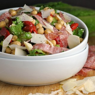 Italian Chopped Salad 4