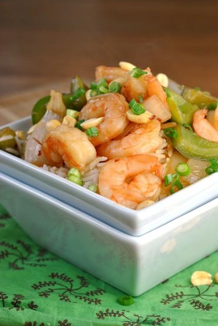 Kung Pao Shrimp 1
