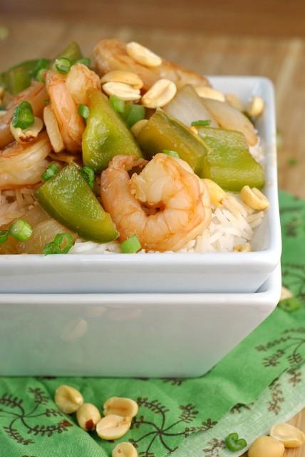 Kung Pao Shrimp 3