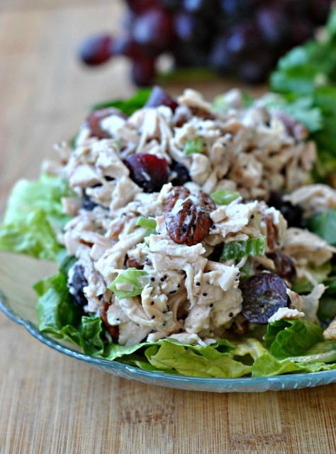 Sonoma Chicken Salad 1