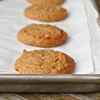 Peanut Butter Honey Cookies 2