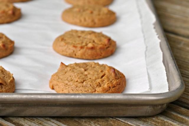 Peanut Butter Honey Cookies 2