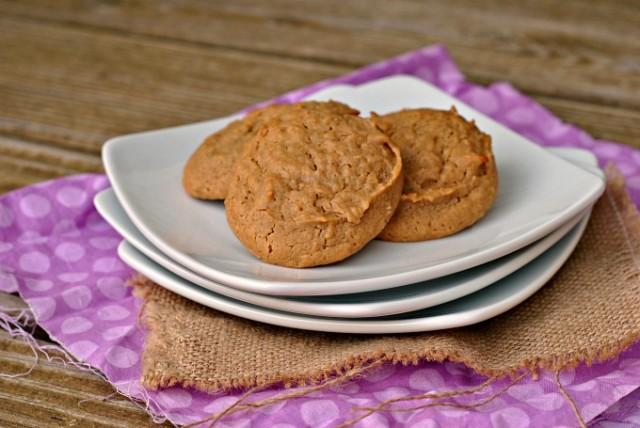 Peanut Butter Honey Cookies 3