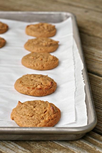 Peanut Butter Honey Cookies 4