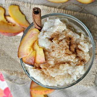 Slow Cooker Cardamom Rice Pudding