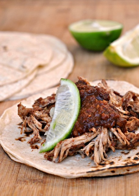 Slow Cooker Chicken Mole 1