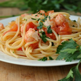 Spaghetti with Lobster 4