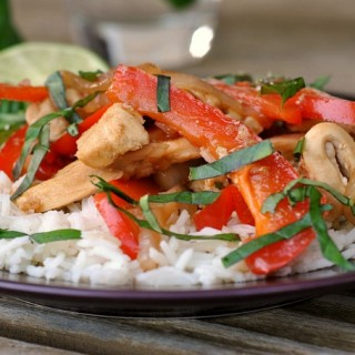 Thai Basil Chicken Stir-Fry 4