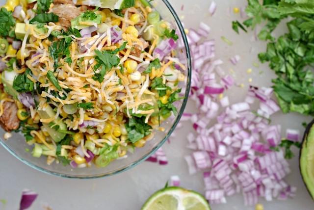 BBQ Chicken Quinoa Bowls 3