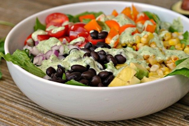 Mexican Chopped Salad 3