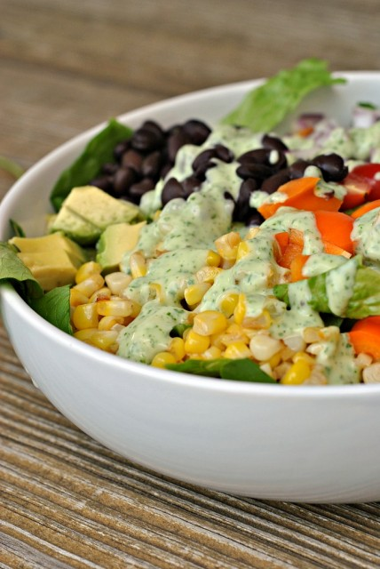 Mexican Chopped Salad 4