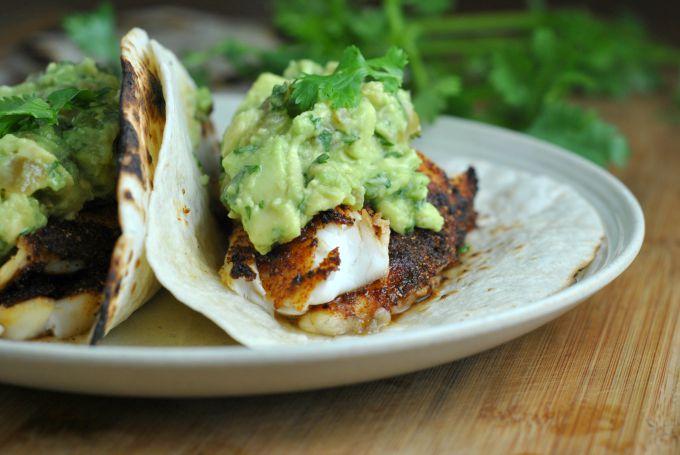 Smoky Tilapia Tacos 2
