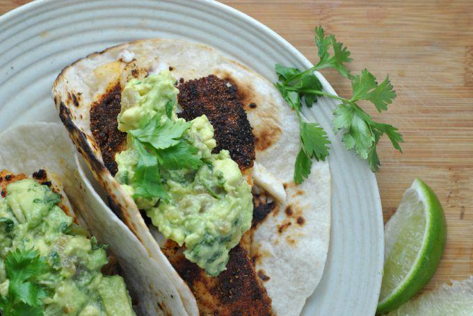 Smoky Tilapia Tacos 3