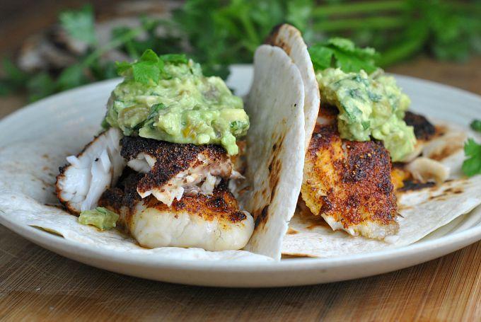 Smoky Tilapia Tacos 4