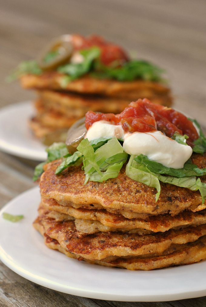 Taco Pancakes 1