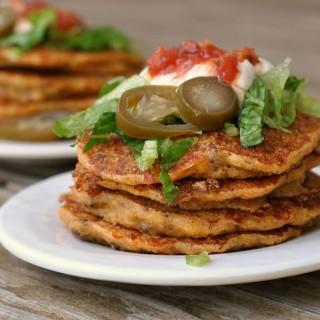 Taco Pancakes