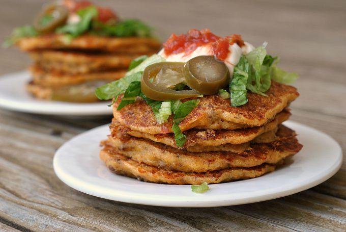Taco Pancakes 3