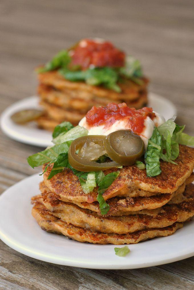 Taco Pancakes 4