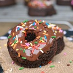 Double Chocolate Donuts 3