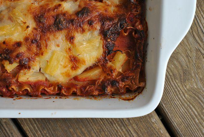 Hawaiian Lasagna 2