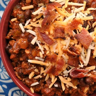 6th Annual Chili Contest: Entry #2 – Chili Con Carne + Weekly Menu