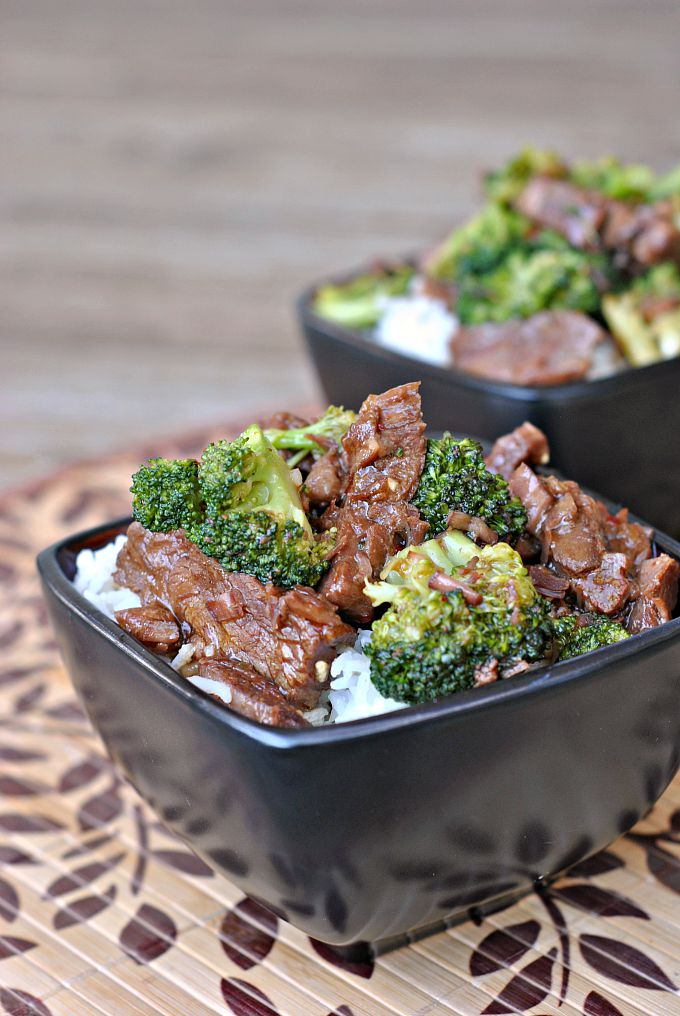 Crock Pot Beef and Broccoli 1