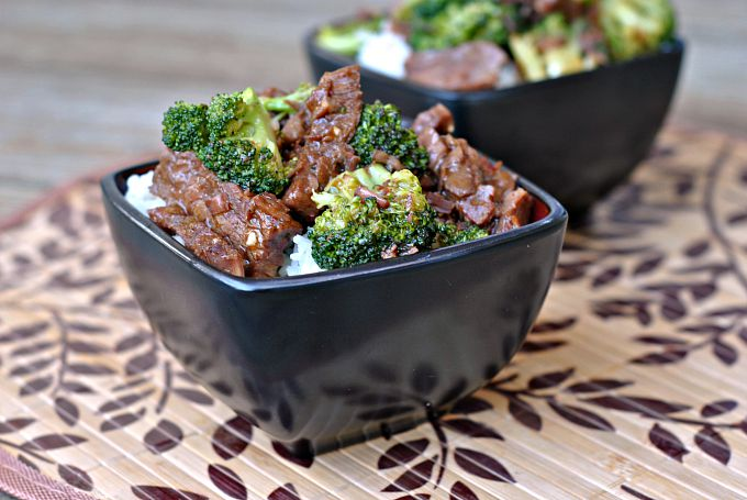 Crock Pot Beef and Broccoli 3