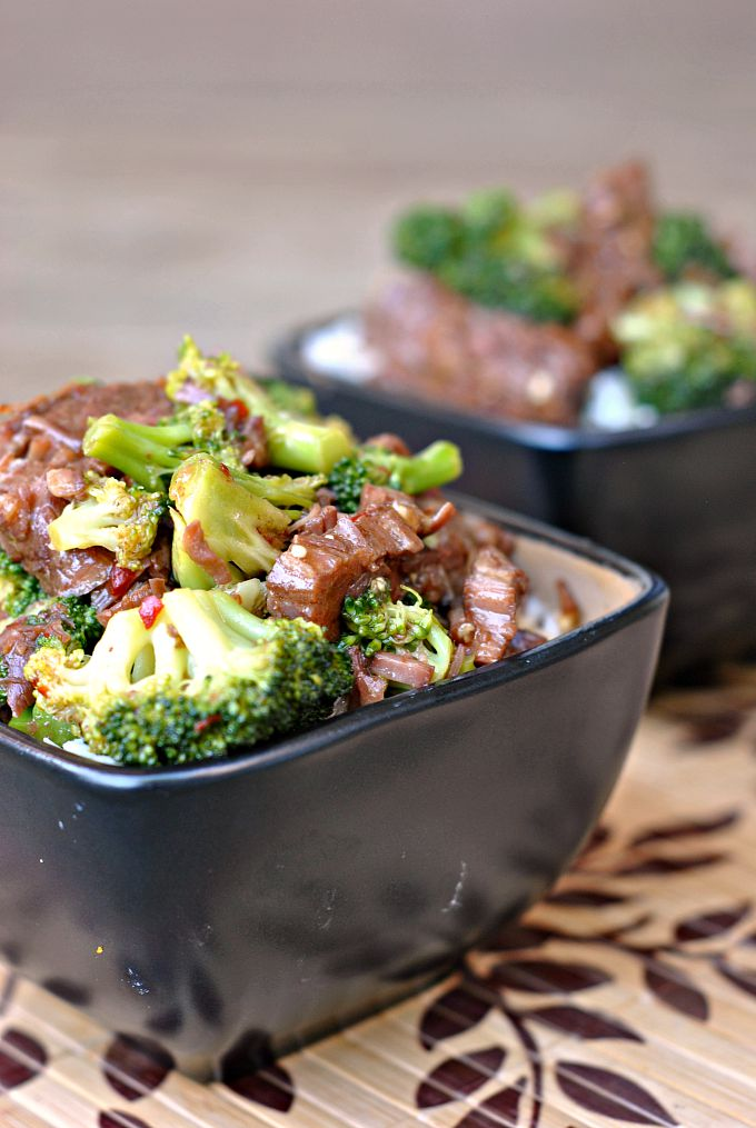 Crock Pot Beef and Broccoli 4