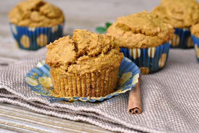 Best Ever Healthy Pumpkin Muffins 3