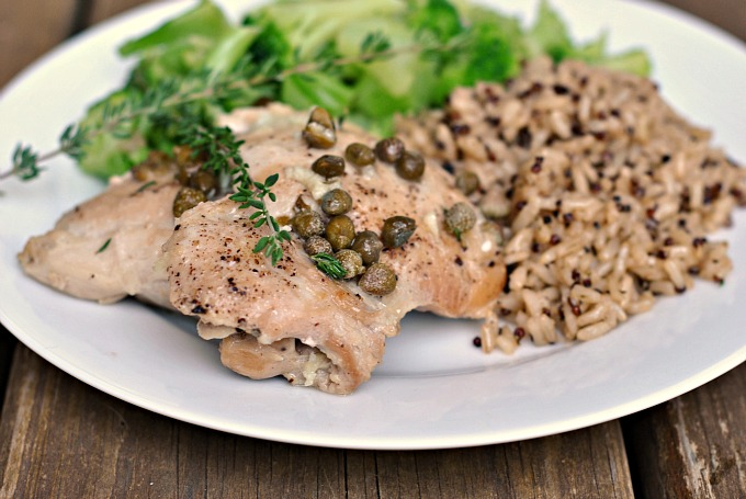 Easy Chicken Piccata 4