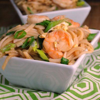 Thai Stir Fry Noodles – Pad See Ew