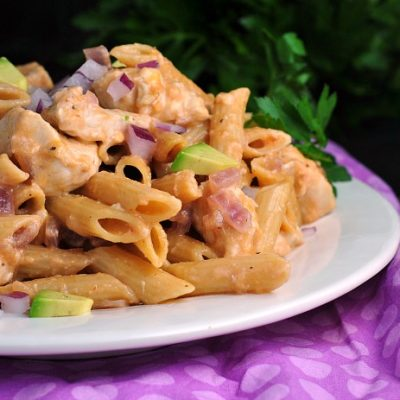 Recipe Repeat: Skillet BBQ Chicken Pasta + Weekly Menu