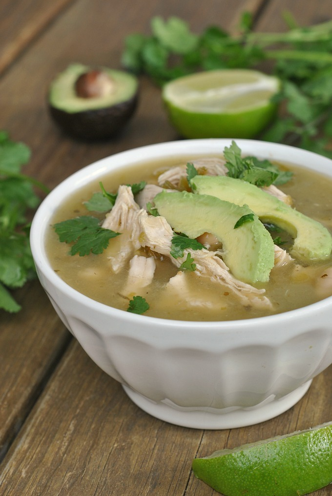 Jalapeno Lime Chicken Soup 1
