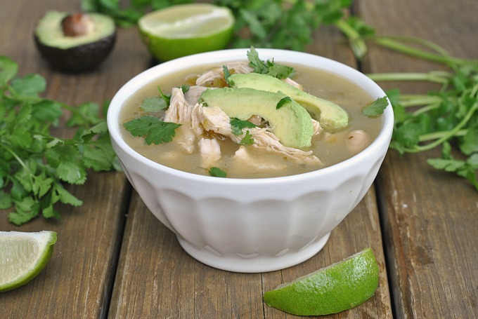 Jalapeno Lime Chicken Soup 3