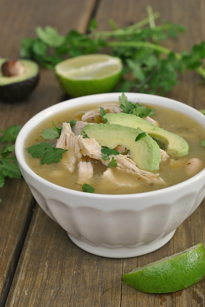 Jalapeno Lime Chicken Soup 4