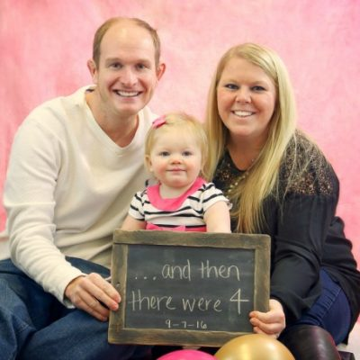 Family Friday (vol. 9): And Then There Were Four…