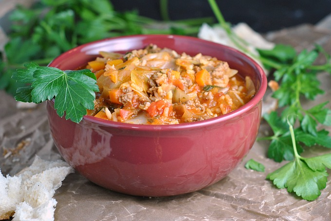 Cabbage Roll Soup 3