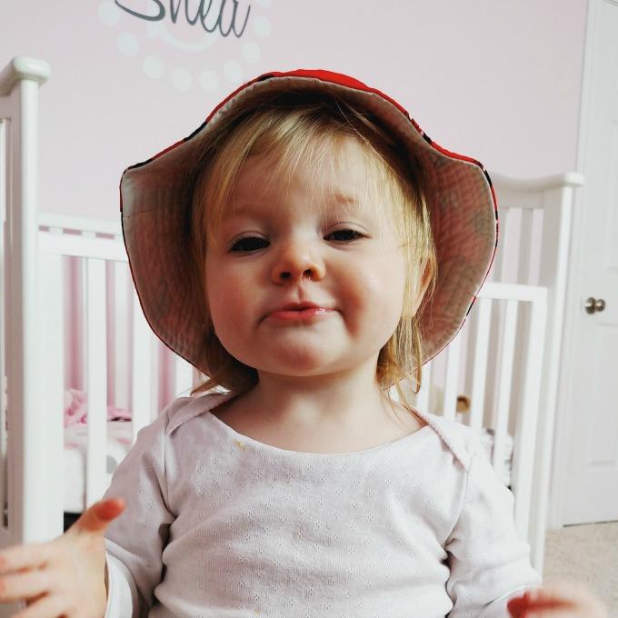 Shea 17 months
