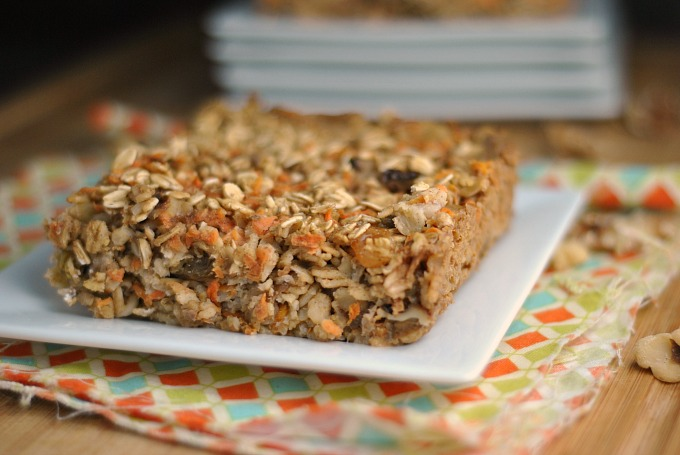 Carrot Cake Baked Oatmeal 2
