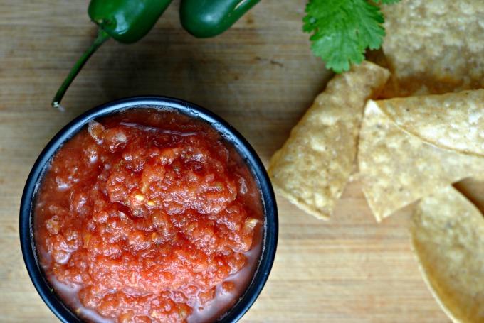 Copycat Chili's Salsa 2